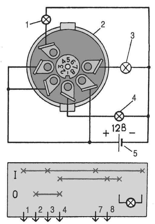 генератор 16.3701 схема подключения
