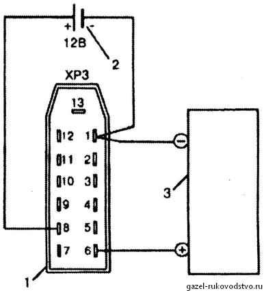С генератора сигналов Г5-54